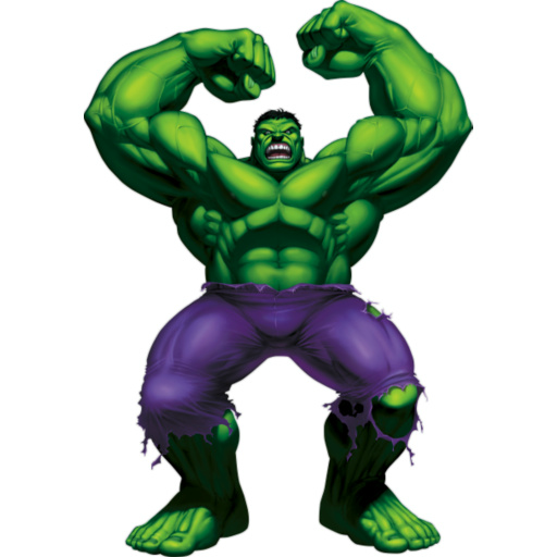 Hulk #Clip #Art..