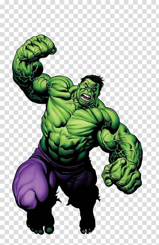 Hulk Rick Jones Thunderbolt Ross Comics Comic book, Hulk.