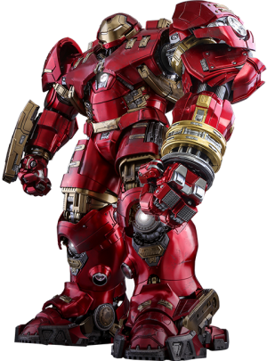 Marvel Hulkbuster Deluxe Version Sixth Scale Figure by Hot T.