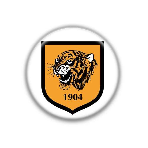 Amazon.com : Hull City : English Football League, Pinback.