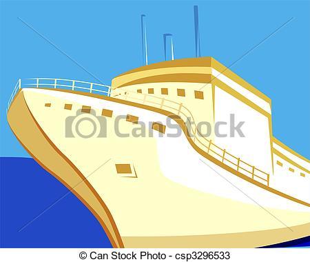 Drawings of Ship.