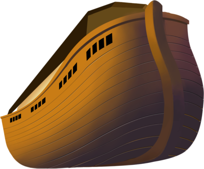 Image: The Hull of Noahs Ark.