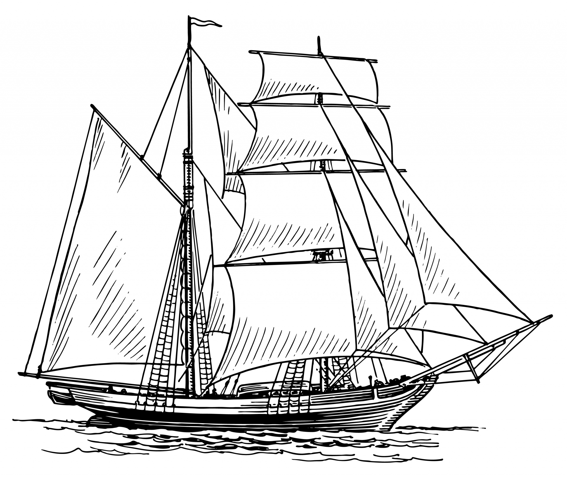 Anatomy of a Ship.