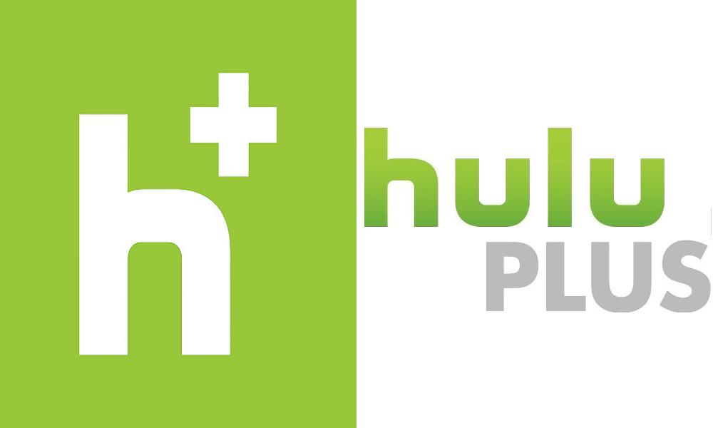 Google Hulu Plus Logo.