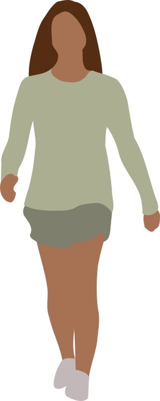 Human Being Clipart.