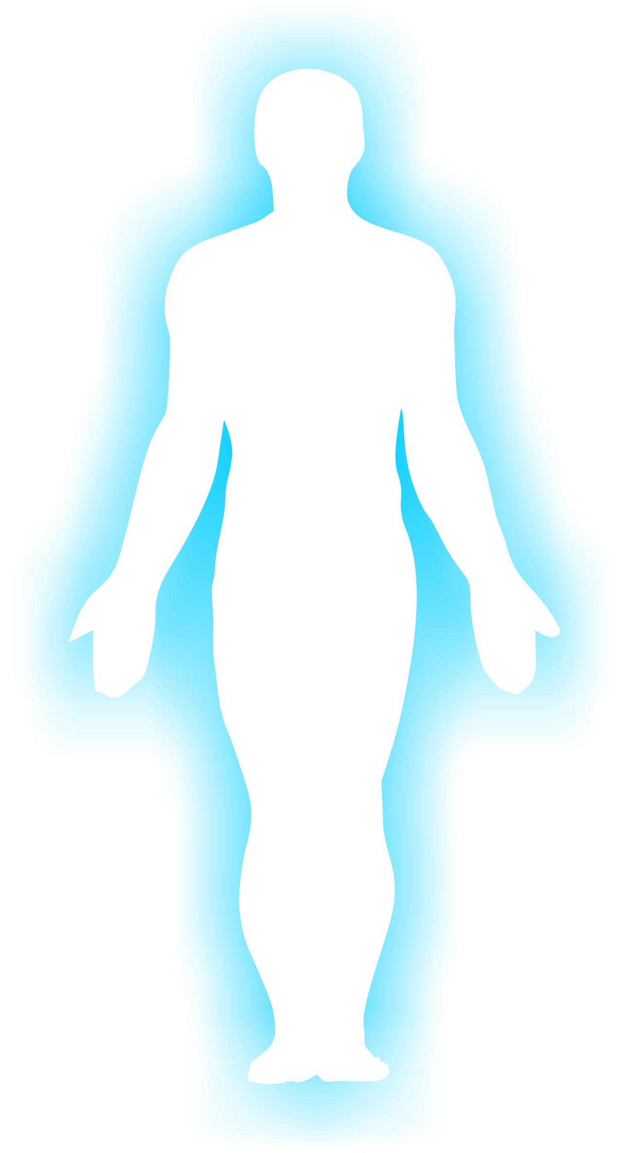 Human Figure Outline.