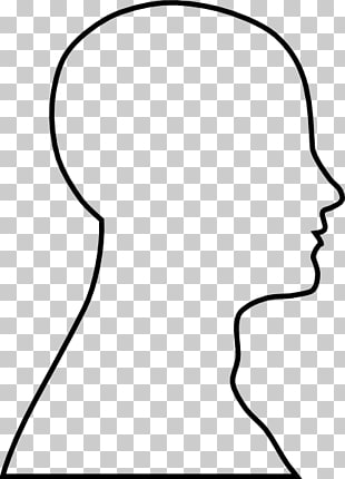 Human head Drawing , Face PNG clipart.
