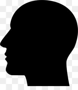 Human Head PNG.