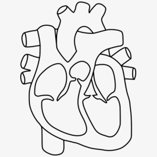 Black Heart PNG Images.