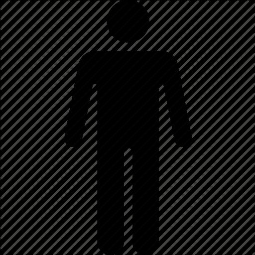 Human Icon Vector Png #103157.