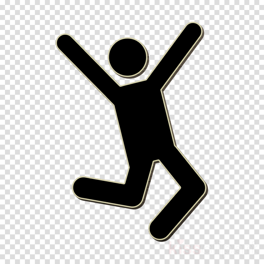 Holiday Human pictograms icon Happy icon Man icon clipart.