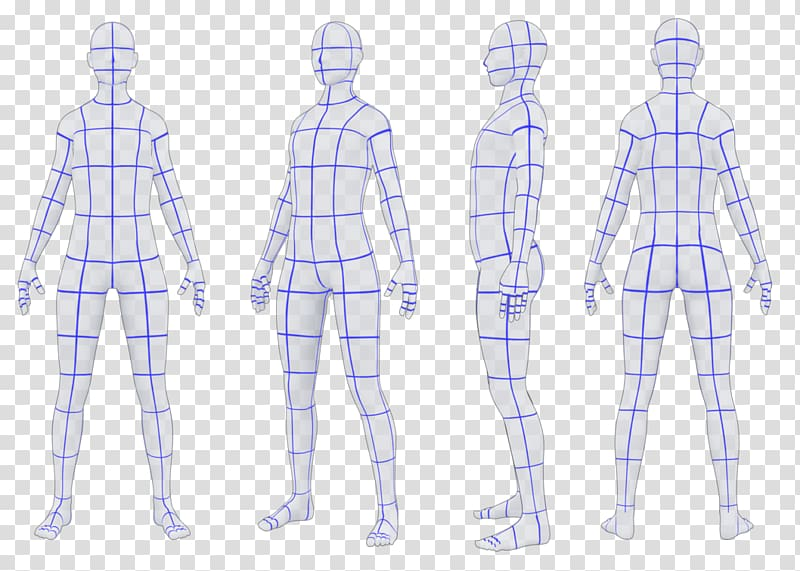 Low poly 3D modeling Character 3D computer graphics Drawing.