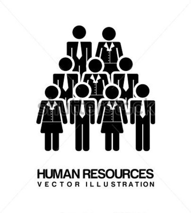 Human Resource Clipart.