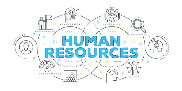 Best Human Resources Illustrations, Royalty.