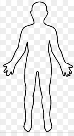 Body Shape Clipart.
