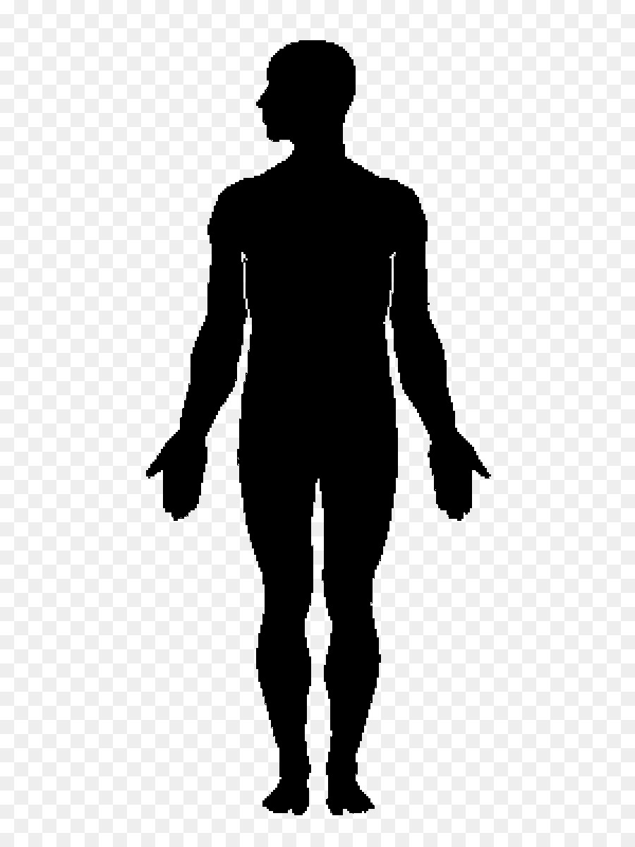 Female body shape Silhouette Human body Clip art.