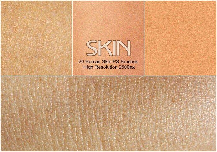 5 Skin Retouching Actions.