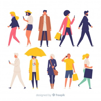 People Vectors, Photos and PSD files.