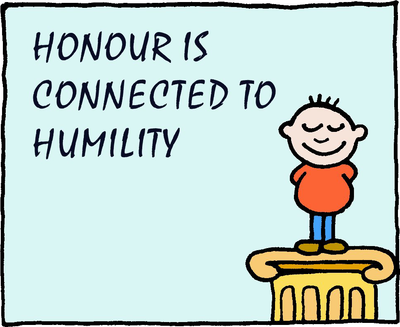 Image download: Honor Humility.