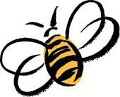 Clip Art of Wasp u13382152.