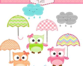 Child umbrella.