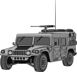 Hummer Clip Art at Clker.com.