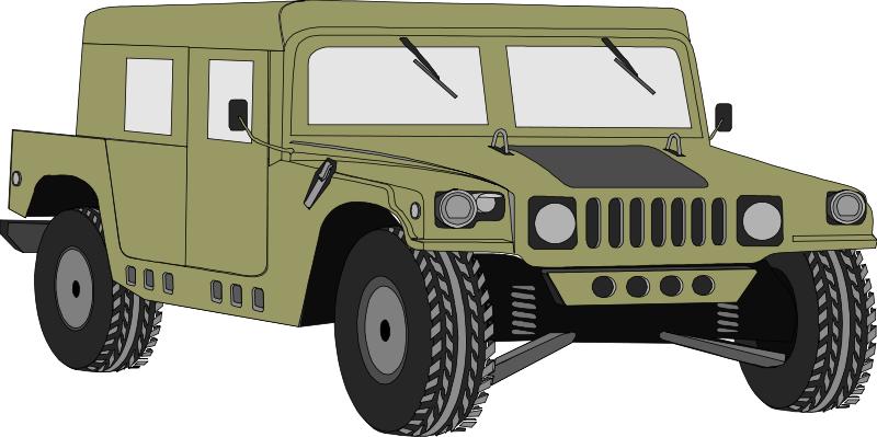 Free Hummer Clip Art.