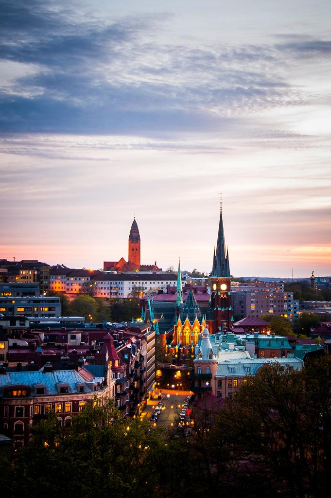 Gamla Ullevi, Göteborg, Sweden.