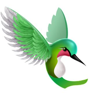 Free hummingbird clip art free clipart images.