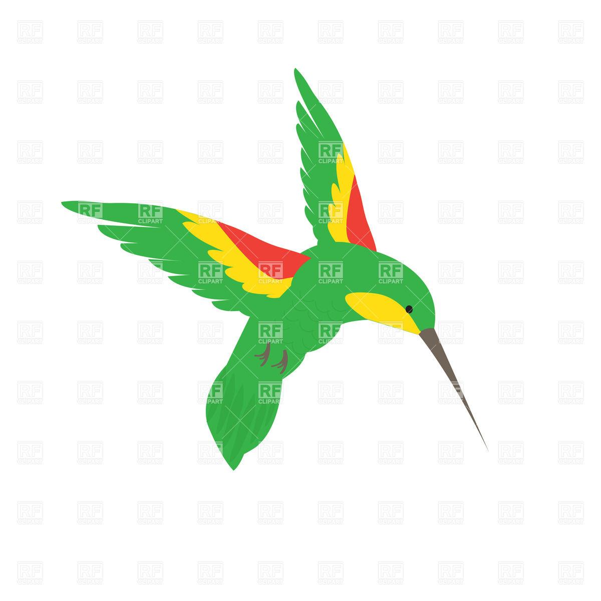 Hummingbird Clipart Free Download.