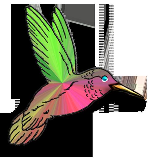 Hummingbird clipart on hummingbirds clip art and image.