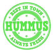 Hummus Clip Art.