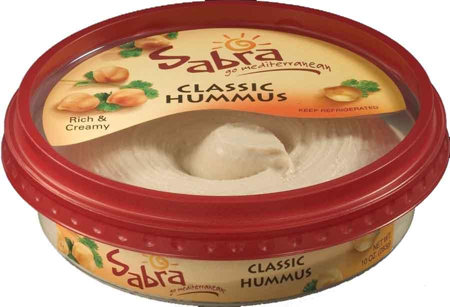 Sabra Recalls Huge Amounts Of Hummus And Hummus.