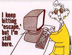 Free Retirement Humor Clipart.