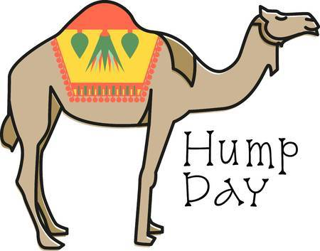 Clipart camel hump day 4 » Clipart Portal.