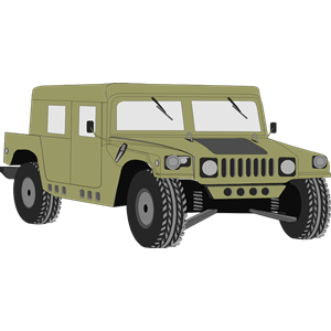 hummer 04 clipart, cliparts of hummer 04 free download (wmf, eps.
