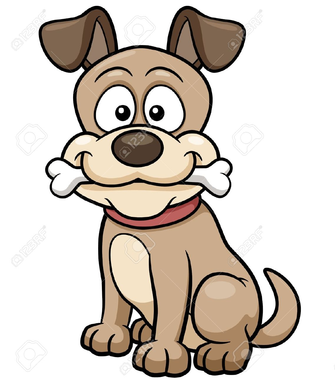 Clipart os chien clipground - Dessin os pour chien ...