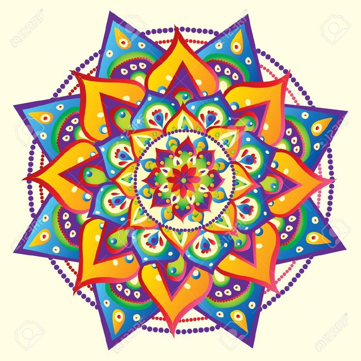 1000+ images about Mandalas, colors, art on Pinterest.