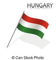 Hungarian flag Stock Illustrations. 1,613 Hungarian flag clip art.