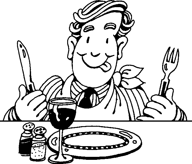 Hunger Clipart.