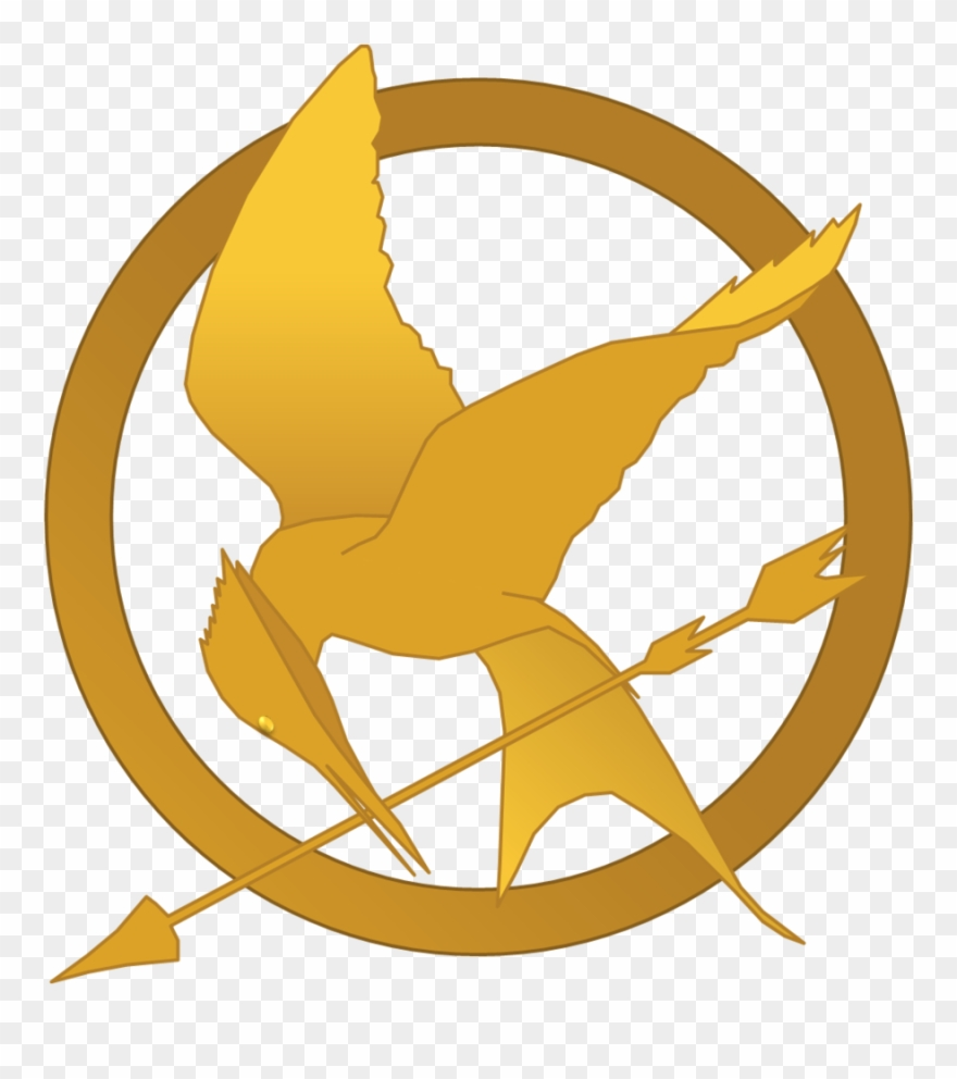 Hunger Games Mockingjay Symbol By Randomperson77.
