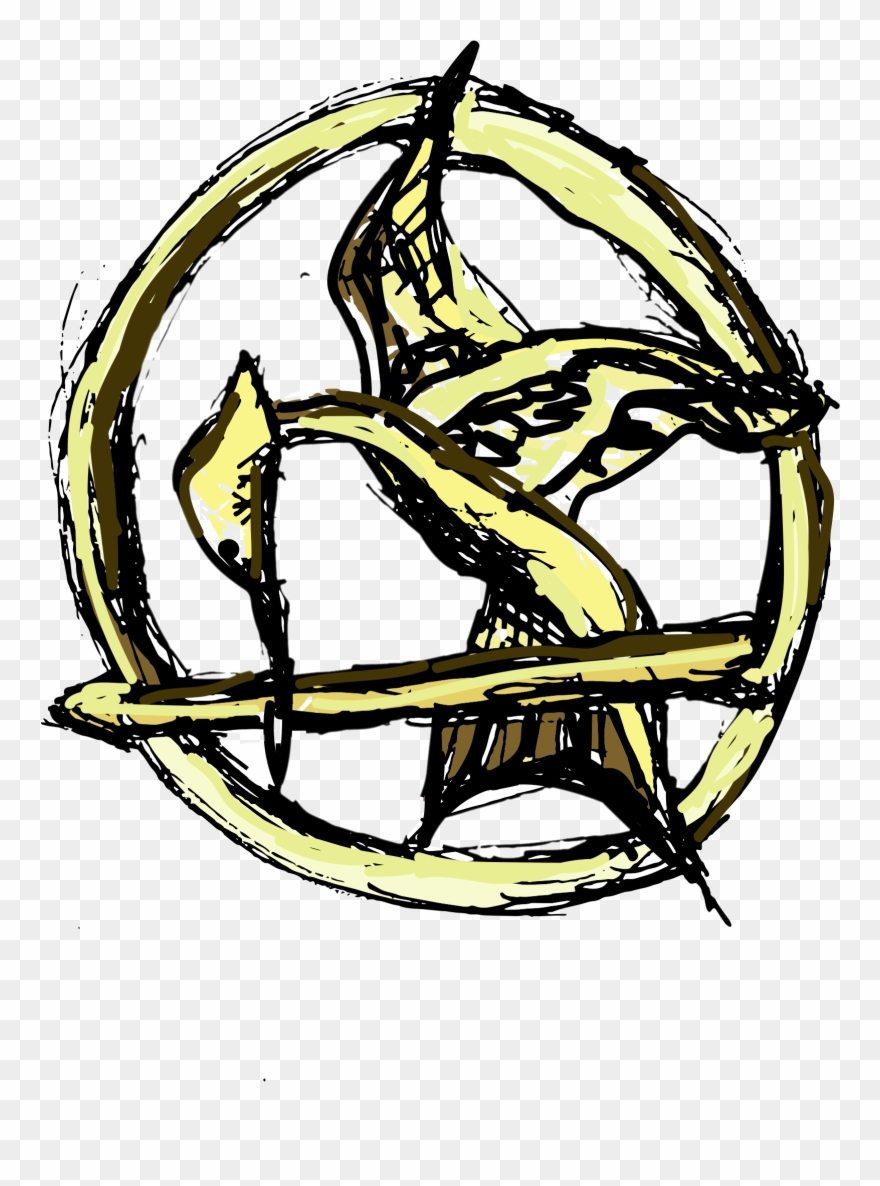 Hunger Games Symbol.