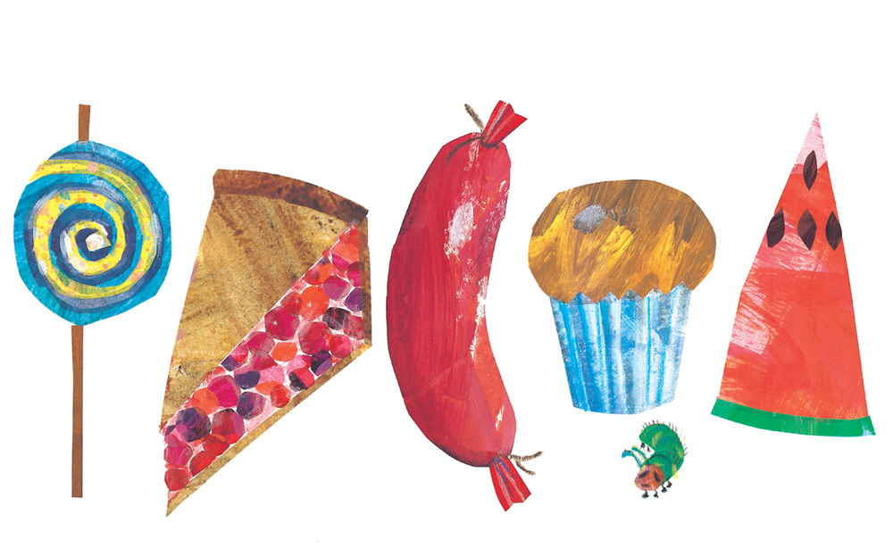 The Very Hungry Caterpillar Sparknotes — Brigid Duffy.