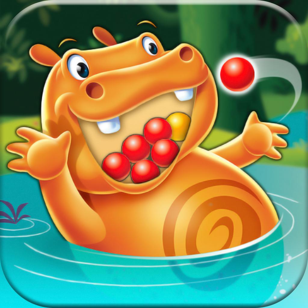 Hippopotamus clipart hungry hippo, Hippopotamus hungry hippo.