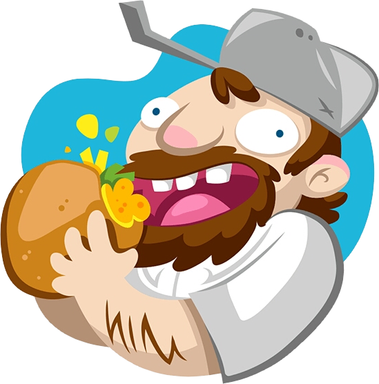 Hungry Png Vector, Clipart, PSD.