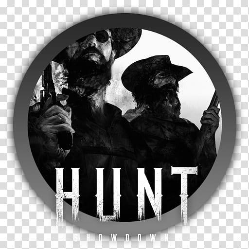 Hunt Showdown Icon transparent background PNG clipart.