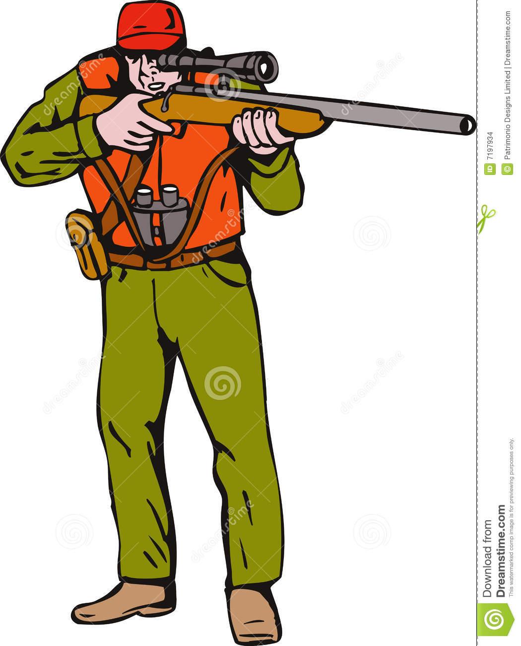 Hunter clipart - Clipground