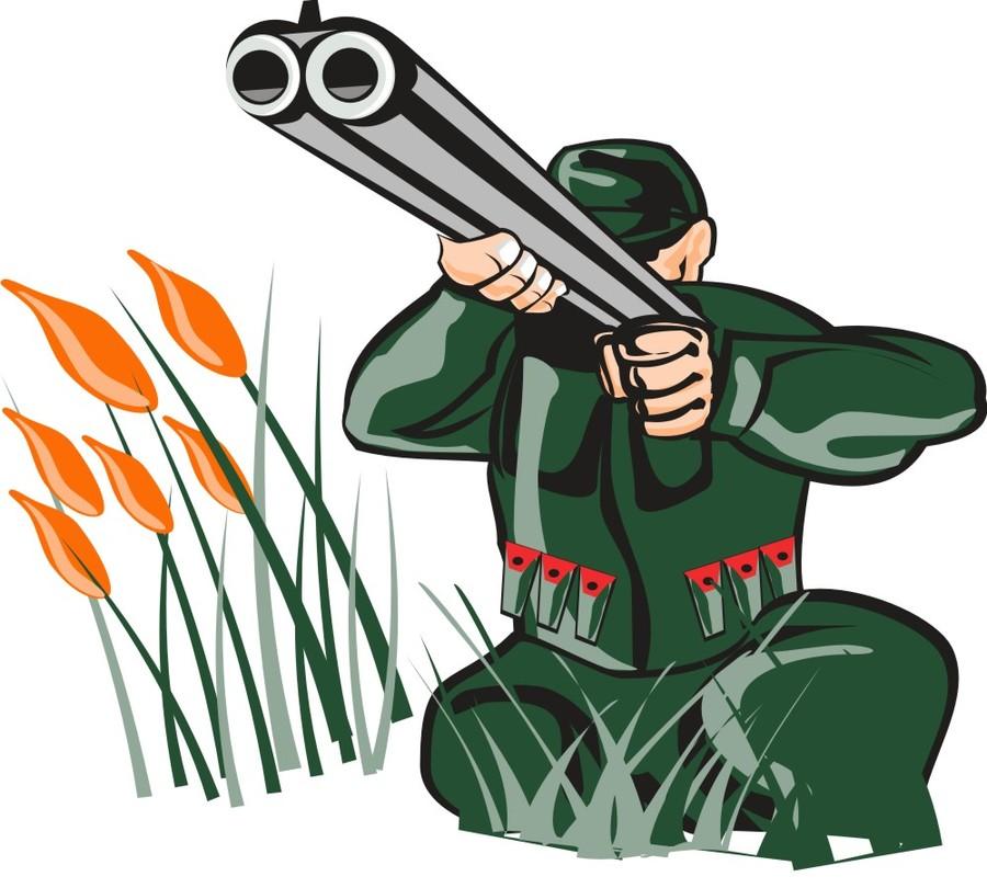 Download hunter clip art clipart Deer hunting Clip art.