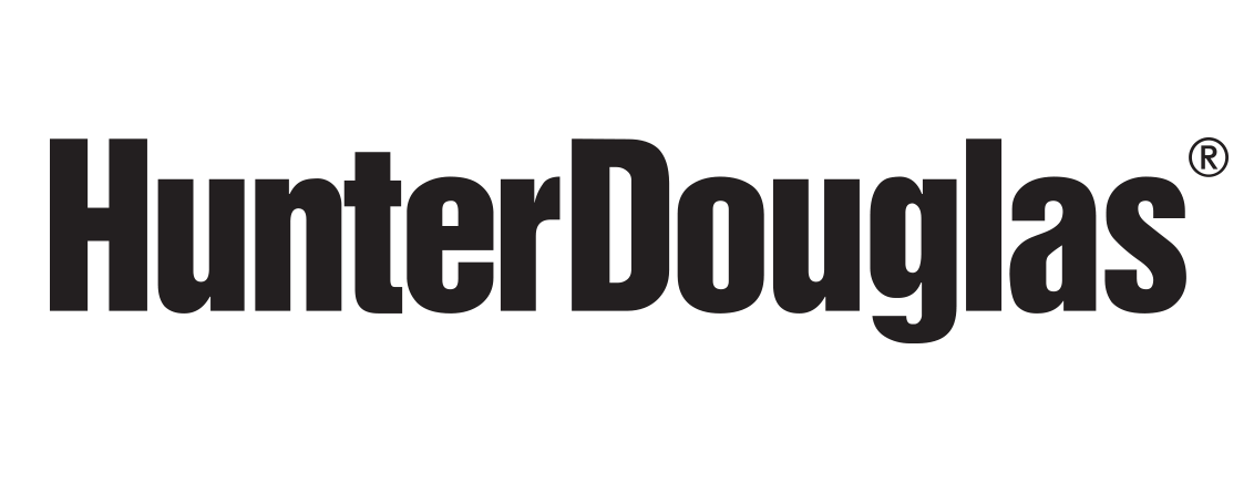 Hunter Douglas Logo.