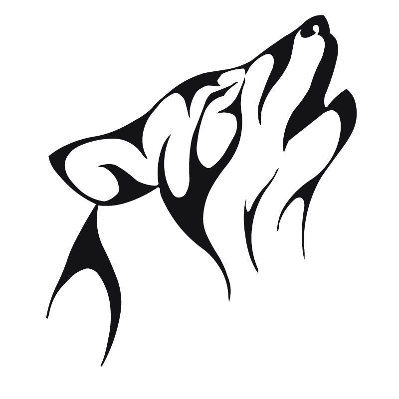 Dog Tattoo Drawings.